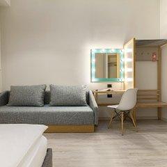 Гостиница Друзья на Фонтанке 2* Отдельный номер Лофт с диваном с различными типами кроватей фото 2