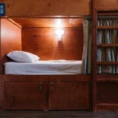 Гостиница Кон-Тики Кровать в общем номере с двухъярусной кроватью фото 3
