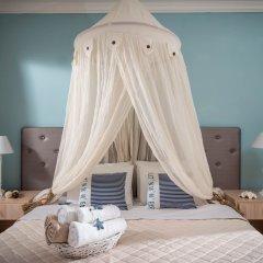 Notos Heights Hotel & Suites 4* Студия с различными типами кроватей фото 5
