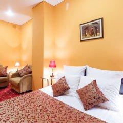 Мини-отель Jenavi Club Улучшенный номер с разными типами кроватей фото 10