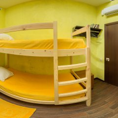 Хостел Абсолют Кровать в мужском общем номере с двухъярусной кроватью фото 5
