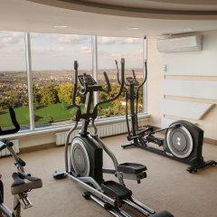Гостиница Евроотель Ставрополь фитнесс-зал