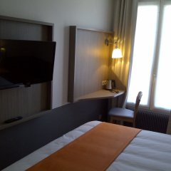 Отель Contact ALIZE MONTMARTRE 3* Стандартный номер с различными типами кроватей фото 5