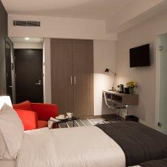Nova Hotel 4* Стандартный номер разные типы кроватей фото 4
