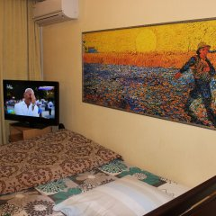 Гостиница Аэро Стандартный номер с разными типами кроватей фото 7