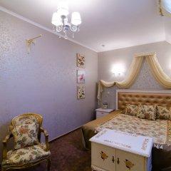 Гостиница Гарден 3* Люкс с различными типами кроватей