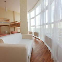 Bb Hostel Кровать в общем номере с двухъярусной кроватью фото 4