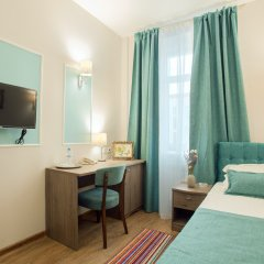 Мини-Отель Фар-фал-ле Стандартный номер с различными типами кроватей фото 10