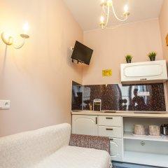 Мини-Отель Меланж Стандартный номер с различными типами кроватей фото 15