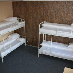 Хостел Зебра Кровать в общем номере двухъярусные кровати фото 12