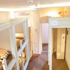 Отель Привет Кровать в общем номере фото 14