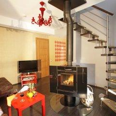 Гостиница Лесная Рапсодия Улучшенные апартаменты с различными типами кроватей фото 18
