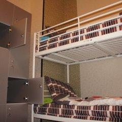 Хостел Fresh на Арбате Кровать в общем номере