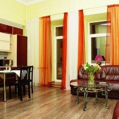 Апартаменты Luxury Kiev Apartments Театральная Апартаменты с разными типами кроватей фото 29