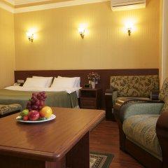 Гостиница Роза Ветров 4* Улучшенная студия разные типы кроватей