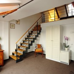 Hotel Leonardo Prague 4* Люкс с различными типами кроватей фото 2