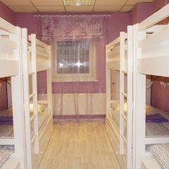 Гостевой Дом Полянка Кровать в мужском общем номере с двухъярусными кроватями фото 2