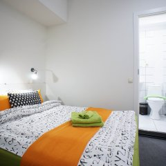 Гостиница Станция Z12 3* Номер категории Эконом с различными типами кроватей