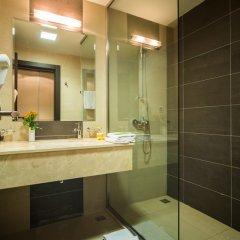 AZIMUT Hotel FREESTYLE Rosa Khutor 3* Студия с разными типами кроватей фото 5