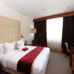Гостиница DoubleTree by Hilton Novosibirsk 4* Стандартный номер разные типы кроватей фото 2
