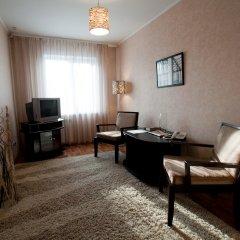 Гостиница Сибирь в Абакане отзывы, цены и фото номеров - забронировать гостиницу Сибирь онлайн Абакан комната для гостей фото 3