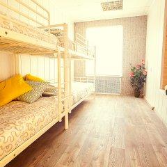 Мини-Отель Новый День Кровать в мужском общем номере двухъярусные кровати