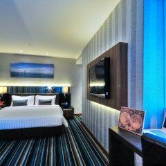 Отель The Continent Bangkok by Compass Hospitality 4* Улучшенный номер с различными типами кроватей