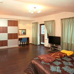 Гостиница Лесная Рапсодия Улучшенные апартаменты с различными типами кроватей фото 6