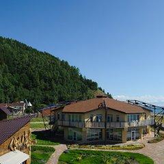 Гостиница Подлеморье Листвянка пляж