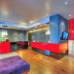 The ASHLEE Heights Patong Hotel & Suites интерьер отеля