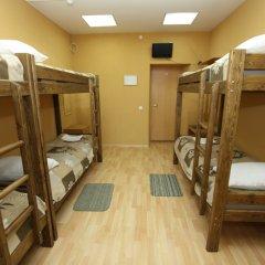 Мини-Отель Петрозаводск 2* Кровать в общем номере с двухъярусной кроватью фото 9