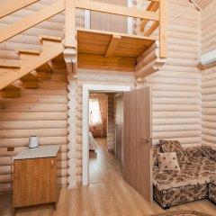 Эко-отель Озеро Дивное 3* Коттедж с различными типами кроватей фото 2