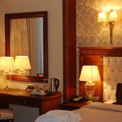 Президент-Отель 5* Стандартный номер разные типы кроватей фото 5