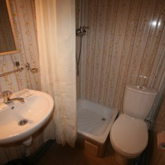 Гостиница Арт Галактика ванная фото 6