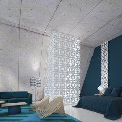 Отель Room Mate Aitana 4* Представительский номер с различными типами кроватей фото 4