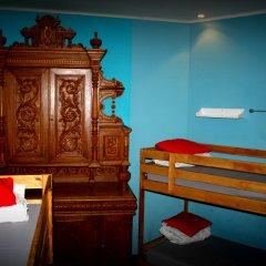 Хостел Old Flat на Советской Кровать в общем номере с двухъярусной кроватью фото 4