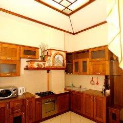 Апартаменты Luxury Kiev Apartments Театральная Апартаменты с 2 отдельными кроватями фото 14