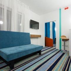 Мини-Отель Global Sky Люкс с различными типами кроватей фото 2