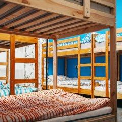 Хостел Достоевский Кровати в общем номере с двухъярусными кроватями фото 6