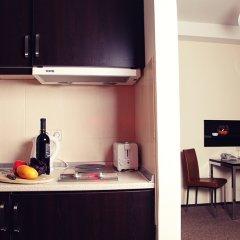 Отель Citadines City Centre Tbilisi 4* Студия разные типы кроватей фото 9