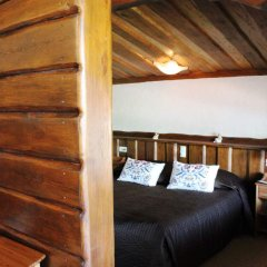 Гостевой Дом Рай - Ski Домик Люкс с различными типами кроватей фото 2