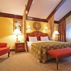 Гранд Отель Поляна 5* Семейный люкс с двуспальной кроватью