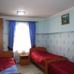 Отель Lotus 2* Кровать в общем номере фото 2