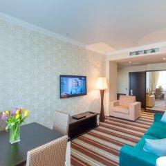 Гостиница Ramada Kazan City Centre 4* Люкс с разными типами кроватей фото 3
