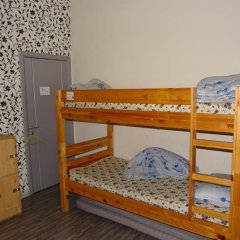 Хостел Наполеон Кровать в общем номере с двухъярусной кроватью фото 5