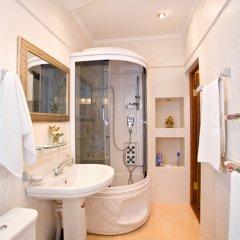 Гостиница Бристоль-Центральная Люкс с различными типами кроватей фото 13