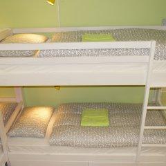 Гостевой Дом Полянка Кровать в женском общем номере с двухъярусными кроватями фото 5