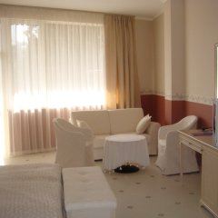 Гостиница Спарта Полулюкс с различными типами кроватей