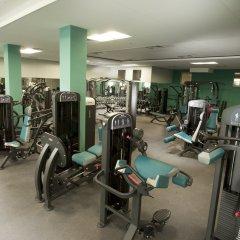 Гостиница Luciano Spa фитнесс-зал