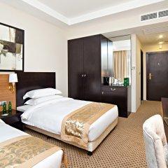 Гринвуд Отель 4* Номер Комфорт с различными типами кроватей фото 3